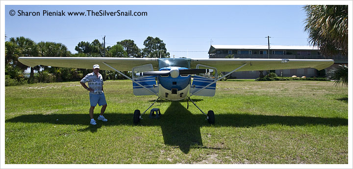 Cedar Key airplane tours