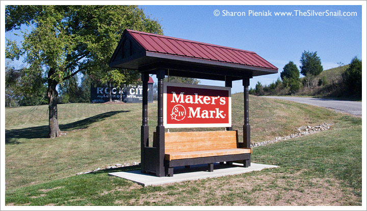 Maker's Mark entrance