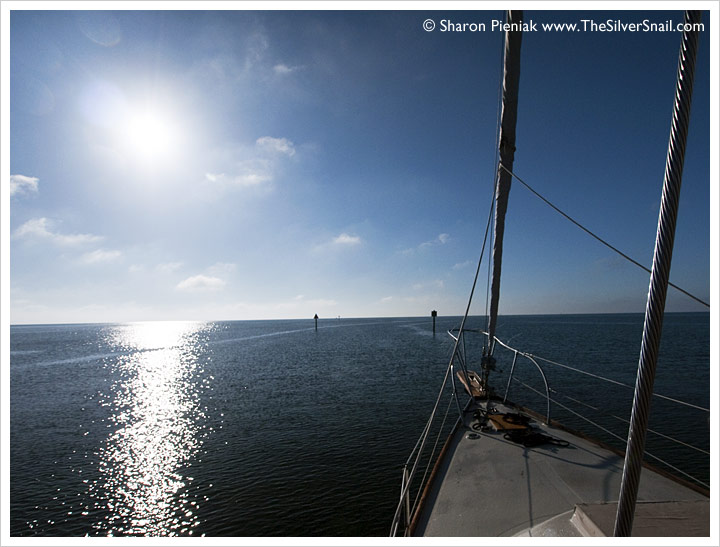 Key Largo sailboat
